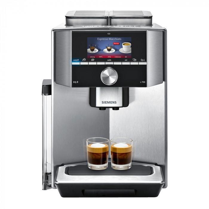 "Refurbished coffee machine Siemens ""TI907201RW"""
