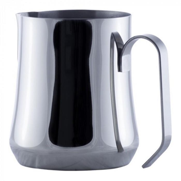"Pieno plakimo indas Motta ""Aurora Stainless Steel"", 350 ml"