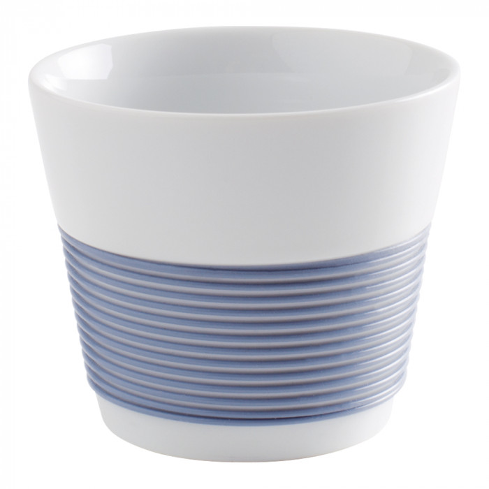 "Coffee cup Kahla ""Cupit to-go Stormy Blue"", 230 ml"