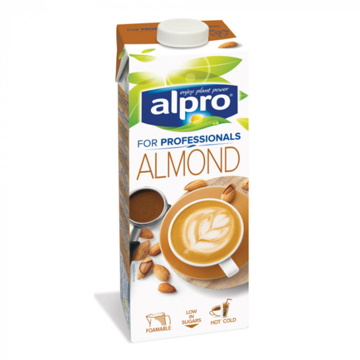 "Migdolų skonio gėrimas Alpro ""Almond For Professionals"", 1 l"