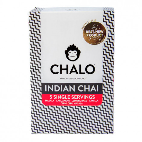 "Instant tea Chalo ""Chai Discovery Box"", 5 pcs."