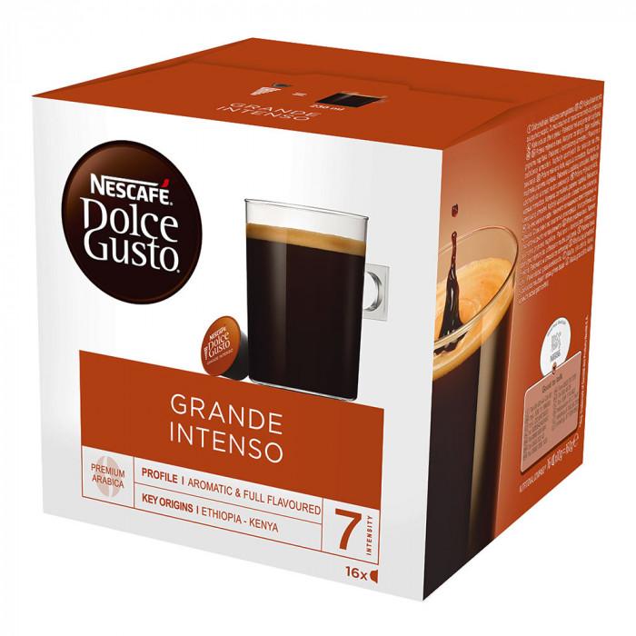 "Kahvikapselit NESCAFÉ Dolce Gusto ""Grande Intenso"", 16 kpl."