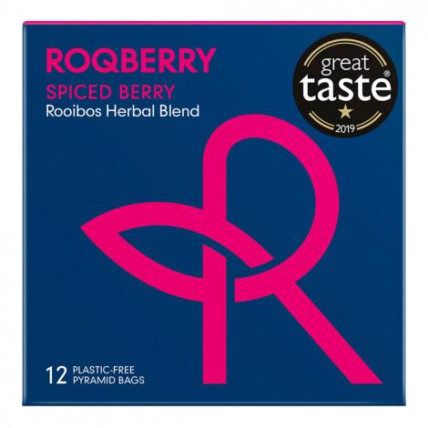 "Herbata Roqberry ""Spiced Berry"", 12 szt."