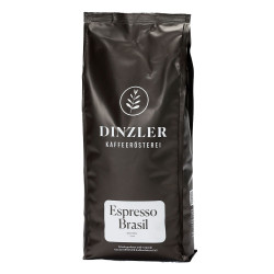 "Coffee beans Dinzler Kaffeerösterei ""Espresso Brasil"", 1 kg"