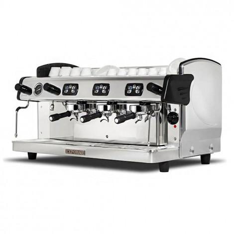 """Kafijas automāts Expobar """"Zircon PID"""" trīs grupu"""