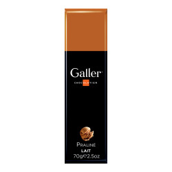 "Chocolate bar Galler ""Milk Praliné"", 70 g"