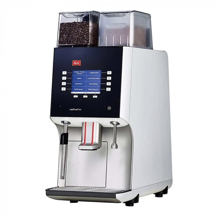 coffee machine melitta cafina xt4 the coffee mate. Black Bedroom Furniture Sets. Home Design Ideas