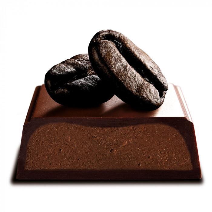"""Šokoladinis batonėlis Galler """"Dark Espresso"""", 70 g"""