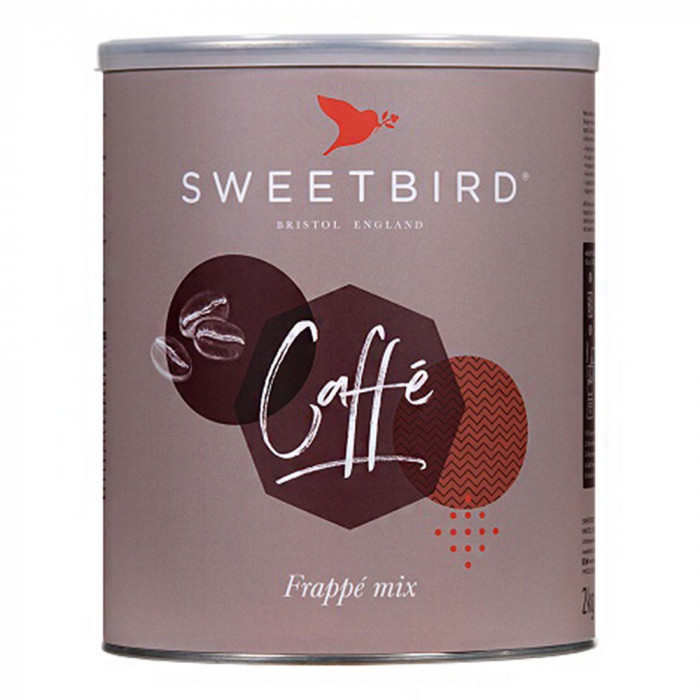 "Frappé segu Sweetbird ""Coffee"""