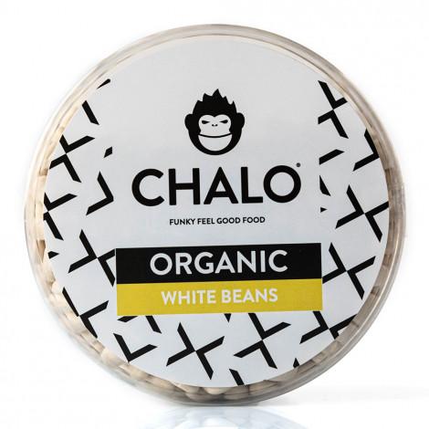 Organiczna biała fasola Chalo, 400 g