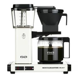 """Filtrētu kafijas automāts """"KBG 741 Select Off white"""""""
