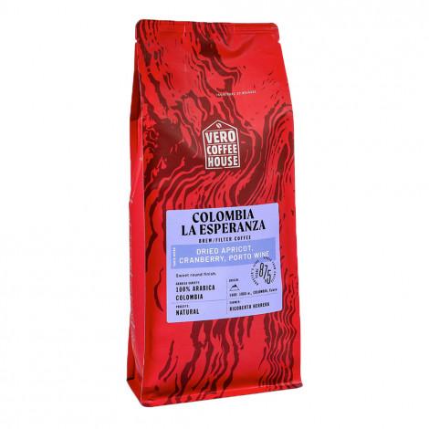 """Coffee beans Vero Coffee House """"Colombia La Esperanza"""", 1 kg"""
