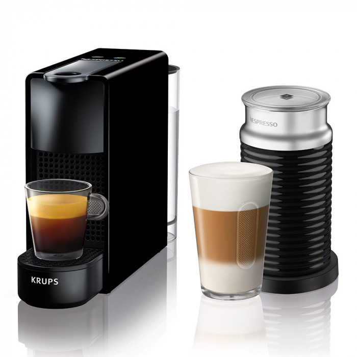coffee machine krups xn111840 essenza mini the coffee mate. Black Bedroom Furniture Sets. Home Design Ideas