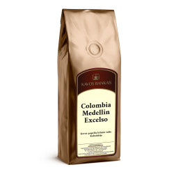"""Kavos pupelės Kavos Bankas """"Colombia Medellin Excelso"""", 500 g"""