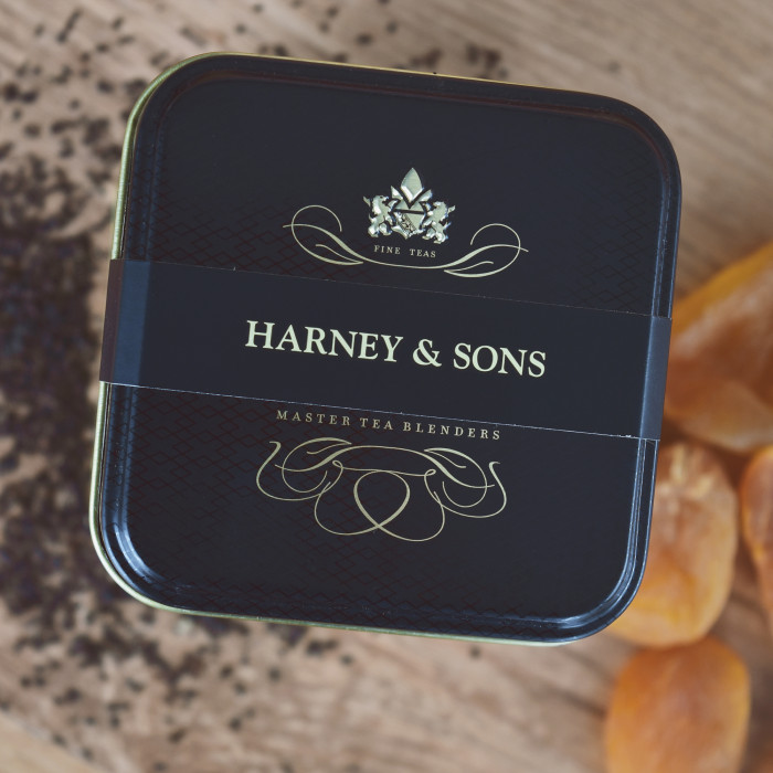 "Black tea Harney & Sons ""Darjeeling Blend"", 112 g"