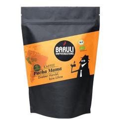 "Kaffeebohnen Baruli Kaffeerösterei ""Pacha Mama Direct Trade Bio Kaffee"""