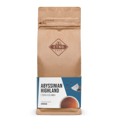 "Kawa ziarnista ETNO Cafe ""Abyssinian Highland"", 1 kg"