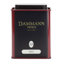 "Green tea Dammann Frères ""Bali"", 90 g"