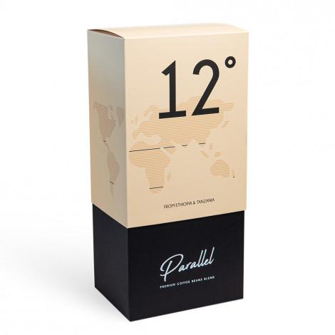 """Kafijas pupiņas """"Parallel 12"""" dāvanu kastē, 1 kg"""