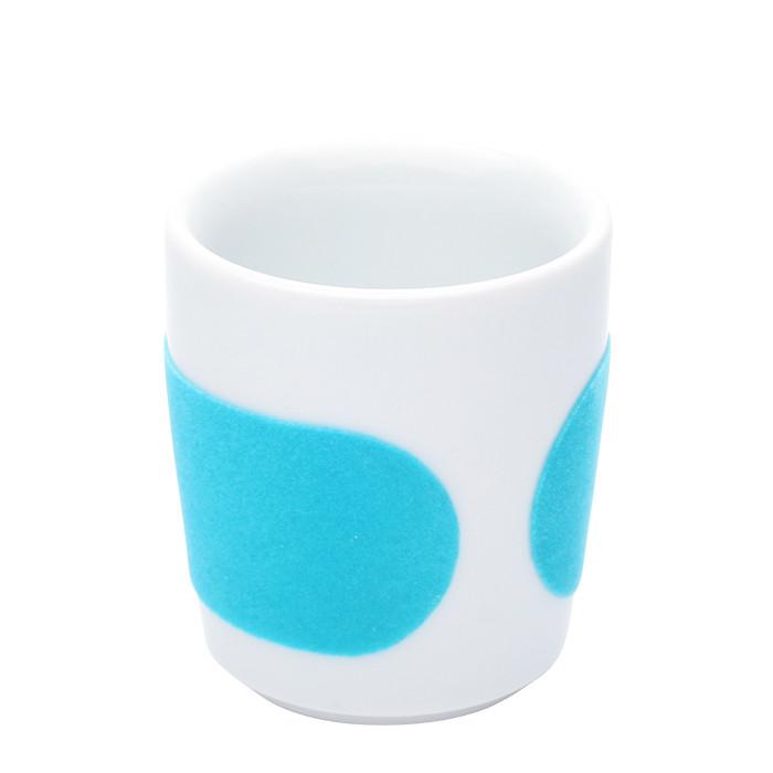 "Espresso tasīte Kahla ""Five Senses touch! Turquoise"", 90 ml"