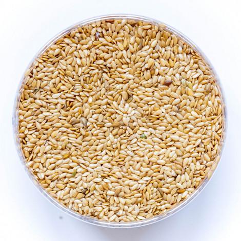 Organiczne złote siemię lniane Chalo, 350 g