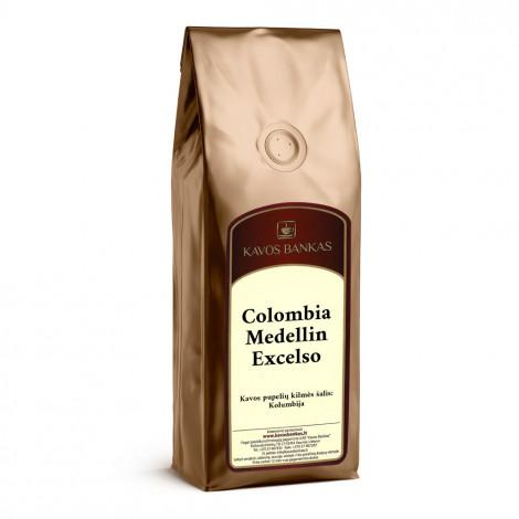 """Jahvatatud kohv Kavos Bankas """"Colombia Medellin Excelso"""", 250 g"""