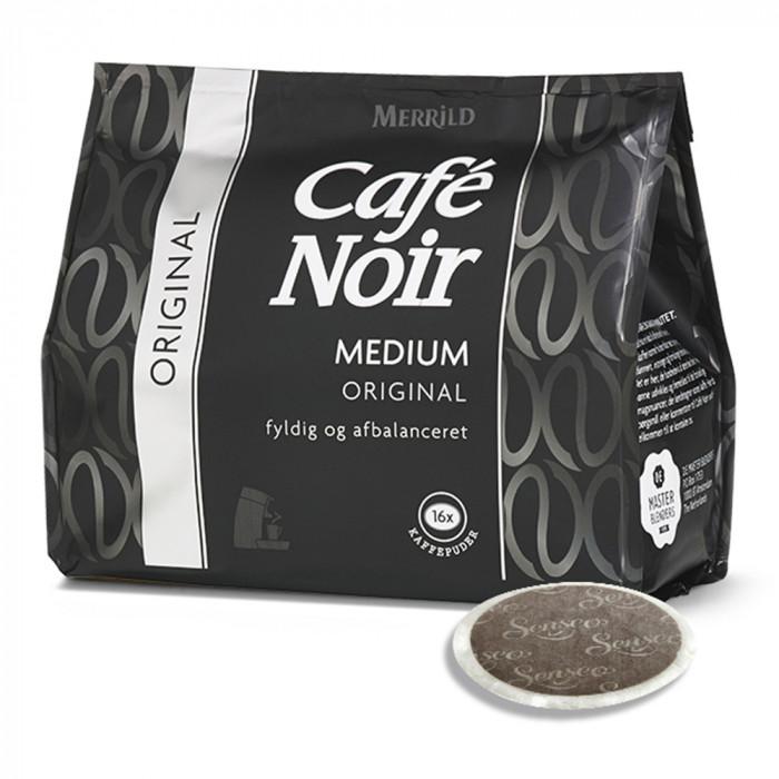 "Senseo coffee pads Jacobs-Douwe Egberts LT ""Café Noir"", 16 pcs."