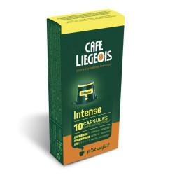 "Kohvikapslid Café Liégeois ""Intense"", 10 tk."