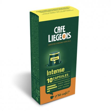 """Kapsułki Café Liégeois """"Intense"""", 10 szt."""