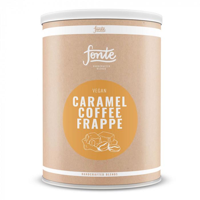 "Frappe mišinys Fonte ""Caramel Coffee Frappé"", 2 kg"