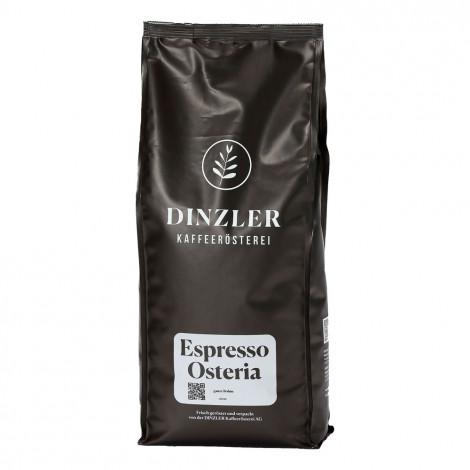 "Kaffeebohnen Dinzler Kaffeerösterei ""Espresso Osteria"", 1 kg"