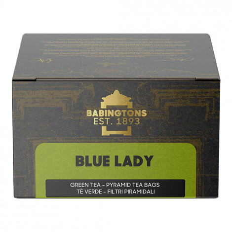 "Grüner Tee Babingtons ""Breakfast Special Blend"", 18 Stk."