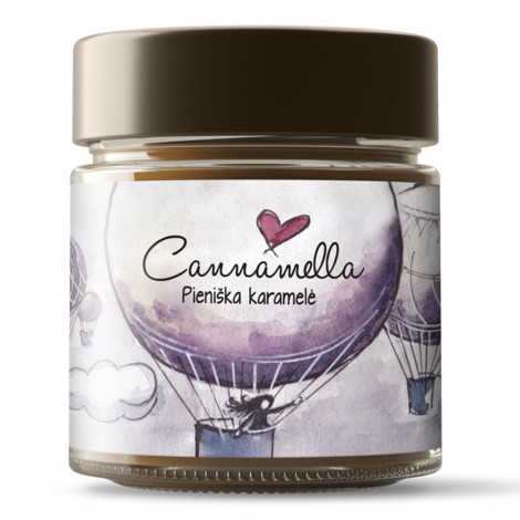 Krem mleczno-karmelowy Cannamella, 240 g