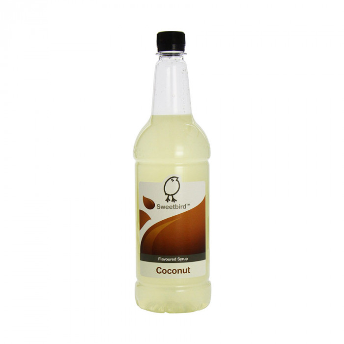 "Kafijas sīrups Sweetbird ""Coconut"", 1 l"