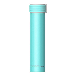 "Thermobecher Asobu ""Skinny Mini Teal"", 230 ml"