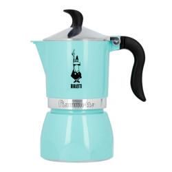 "Espressokocher  Bialetti ""Fiametta 3-cup Turquoise"""