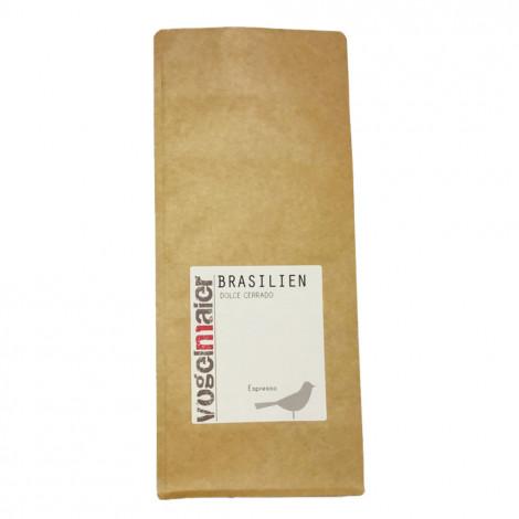 """Kaffeebohnen Vogelmaier Kaffeerösterei """"Brasilien Dolce Cerrado Espresso"""", 1 kg"""