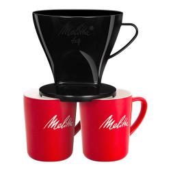 """Filter Melitta """"1×4 Black"""""""