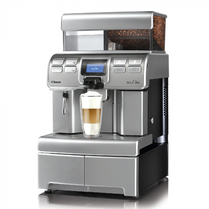 coffee machine saeco aulika top hsc the coffee mate. Black Bedroom Furniture Sets. Home Design Ideas