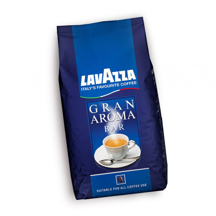 """Kavos pupelės Lavazza """"Gran Aroma Bar"""", 1 kg"""
