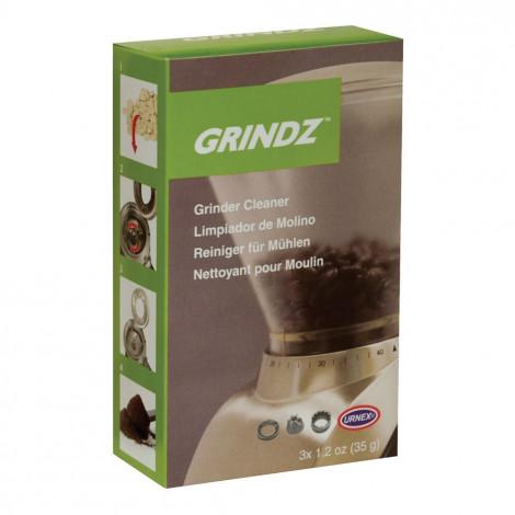 """Tīrīšanas tabletes kafijas dzirnaviņām Urnex """"Grindz"""""""