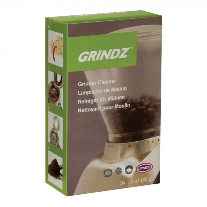 """Valymo tabletės kavos malūnams Urnex """"Grindz"""""""