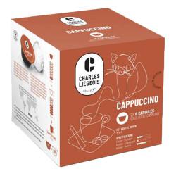 """Koffiecapsules Café Liégeois """"Cappuccino"""", 8+8 st."""