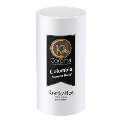 "Kaffeebohnen Coroma Kaffeemanufaktur ""Colombia Supremo Huila"", 1 kg"