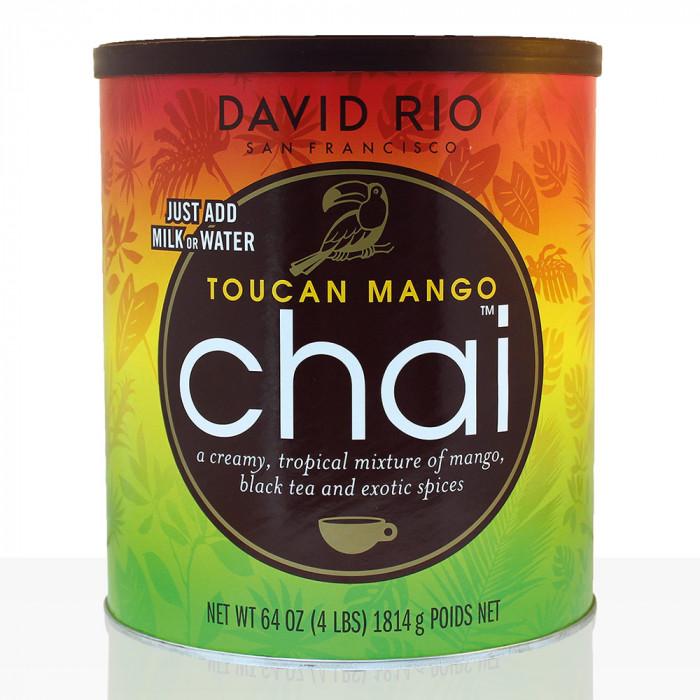 """Vaisinė juodoji arbata David Rio """"Toucan Mango"""", 1814 g"""