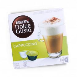 "Kafijas kapsulas Dolce Gusto® automātiem NESCAFÉ Dolce Gusto ""Cappuccino"", 8+8 gab."