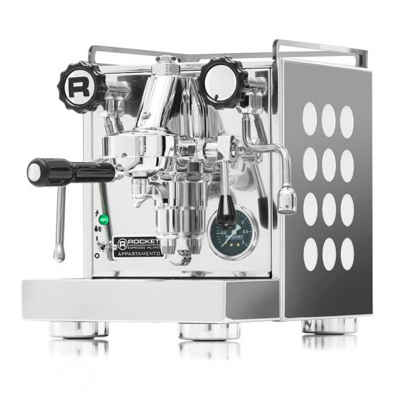 "Coffee machine Rocket Espresso ""Appartamento White"""