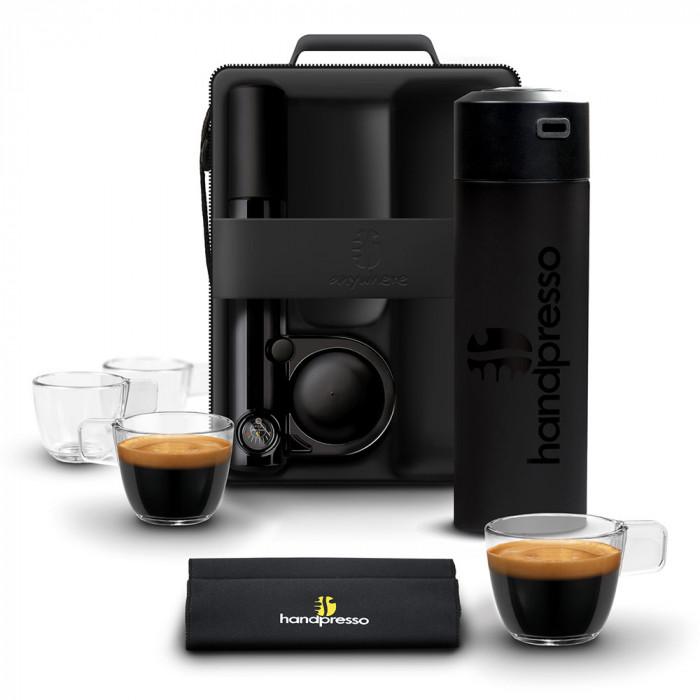 """Kafijas automāta Handpresso """"Pump"""" komplekts"""