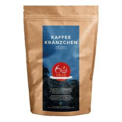 "Kaffeebohnen 60 Grad – Die Kaffeerösterei ""Kaffeekränzchen Kaffee"", 500 g"