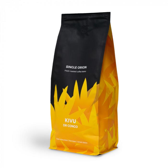 """Sortenreine Kaffeebohnen """"DR Congo Kivu"""", 1 kg"""